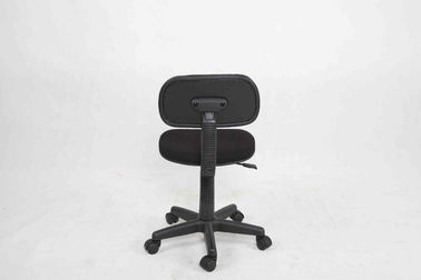 Breathable Mesh Cloth Home Office Kursi Komputer Back Support Armless Height 71 - 83CM